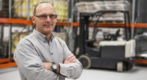 WAREHOUSE MANAGER APPOINTED